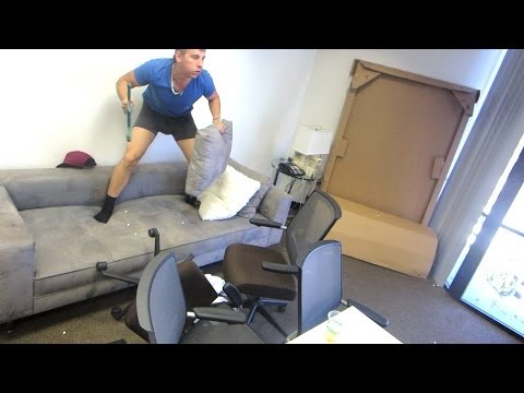 Destroying The Office!