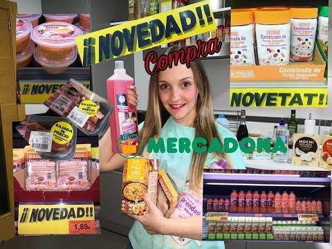 ÚLTIMAS NOVEDADES + COMPRA MAYO MERCADONA
