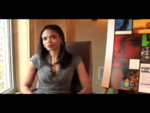 Kimberly Elise - Close Up (The For Colored Girls Interview)