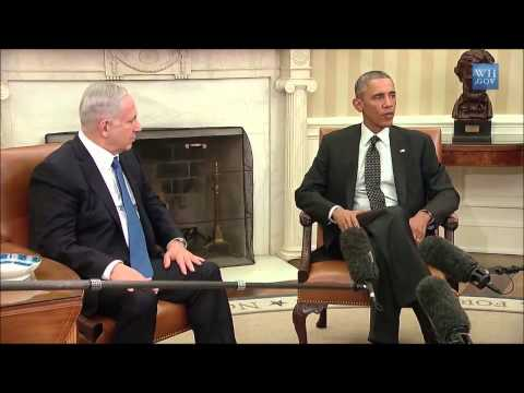 REVELATION: President Obama held a bilateral meeting with Prime Minister Netanyahu