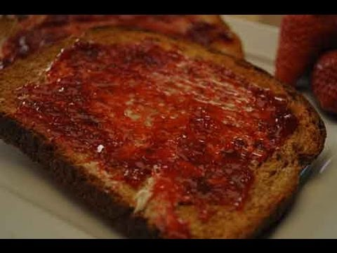 Homemade Strawberry Jam Recipe
