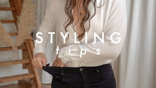 7 Simple Styling Tips That I Use Every Day | Gemary