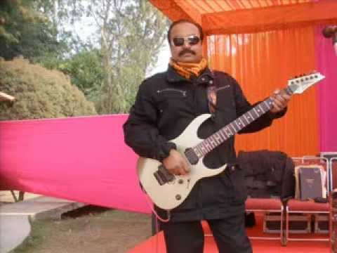 Tu tu hai wahi dil ne jise apna kaha - Guitar Instrumental by...