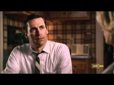 "Mad Men: Don Draper Says ""What?"""