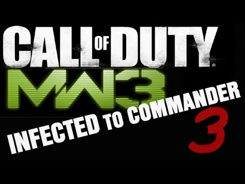Infected to Commander #3 - MW3 Multiplayer by TheRelaxingEnd
