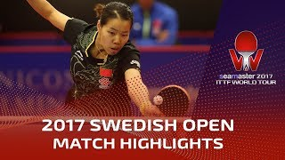Download 2017 Swedish Open Highlights: Kasumi Ishikawa vs Gu Yuting (1/4) 3Gp Mp4