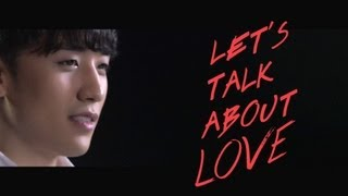 Video clip SEUNGRI - &#39LET&#39S TALK ABOUT LOVE&#39 Making Of The Album