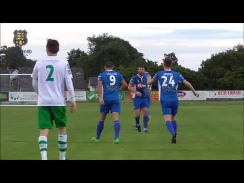 Cabinteely 1-1 Waterford FC - Stradbrook - SSE Airtricity League First Division 04-08-2017