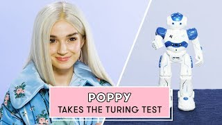 Poppy Takes the Turing Test | Seventeen