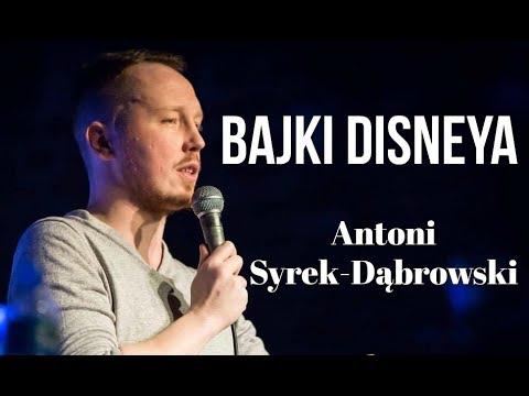Antoni Syrek-Dąbrowski - Bajki Disneya