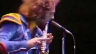 Ian Anderson flute solo 1976
