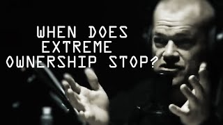 At What Level Up the Chain Does Extreme Ownership Stop? - Jocko Willink