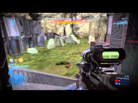 Sandman :: Halo: Reach Montage 1 - INCREDIBLE!!!