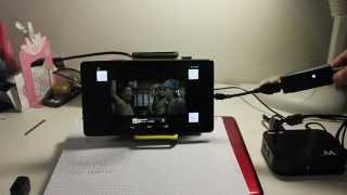 [NO root required for Android 4.3 only ] FEBON100 UVC CVBS capture card work on APK DashCam (NEXUS7)