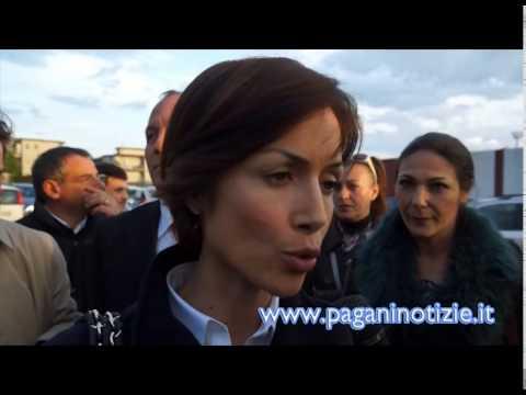 Mara Carfagna sul caso Forza Italia a  Pagani