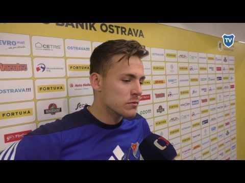 FNL: rozhovor s Matějem Helešicem po utkání s Táborskem (1:0)