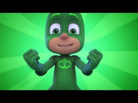 Герои в масках - Суперчутьё Гекко - Сборник (60 минут) - мультики для детей