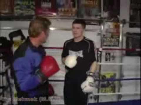 Ricky Hatton Bisaya Interview 2009