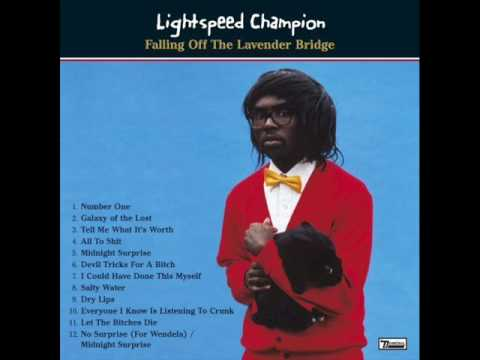 Lightspeed Champion - Dry Lips
