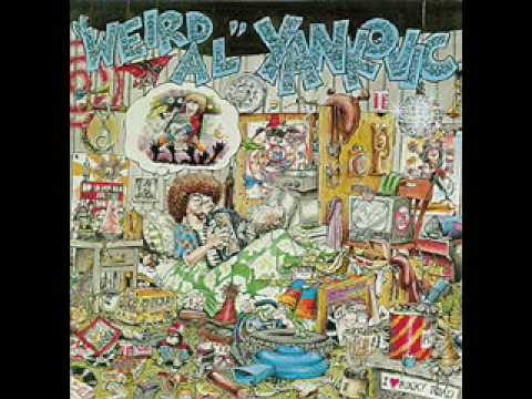 Weird Al Yankovic - Happy Birthday