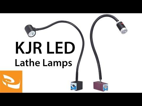 KJR LED Lathe Lamps