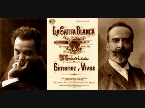 Gerónimo Giménez y Amadeo Vives - Cuplés de la Gatita de