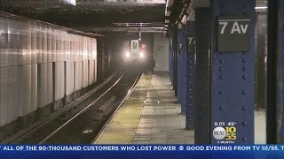 Subway Service Resumes After Major Transit Outage