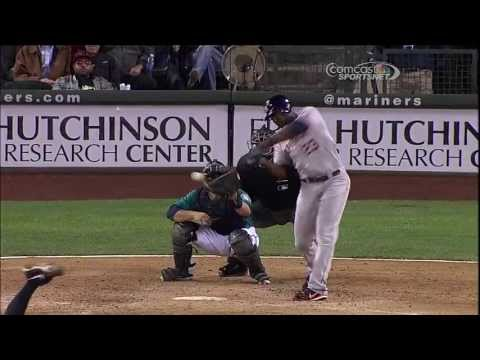 Chris Carter's two-run double puts Astros up late June 12 2013