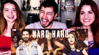 HARD HARD MUSIC VIDEO | Shahid K | Shraddha K | Batti Gul Meter Chalu | Reaction!