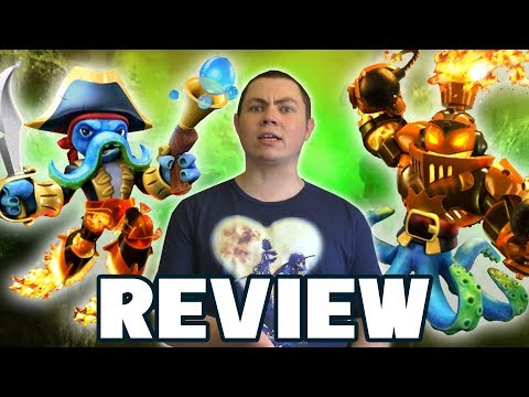 Skylanders: Swap Force Review - Square Eyed Jak