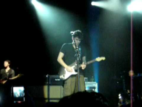 John Mayer Performs At Torontos Sound Academy Image