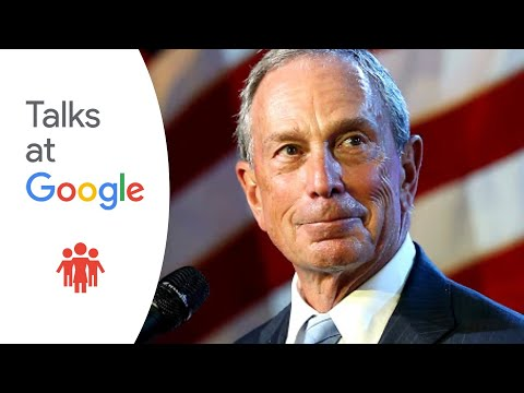 Authors@Google: Michael Bloomberg