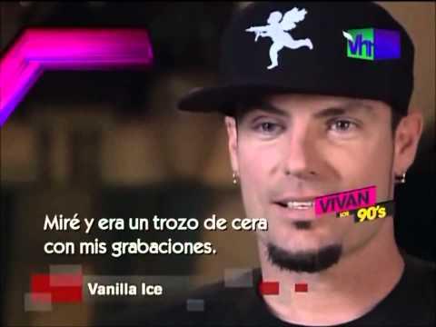 Vanilla ice Biografia 1ra parte. VH1