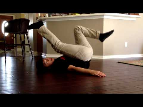 Bboy Tutorial: Head Swipes video
