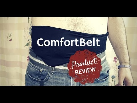 ComfortBelt ostomy support band: REVIEW