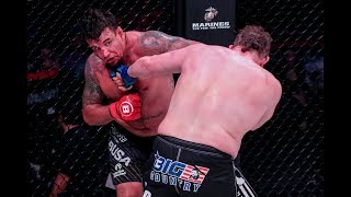 Bellator 231 Highlights: Frank Mir Tops Roy Nelson Again - MMA Fighting