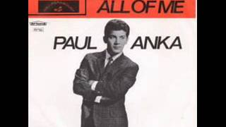 Watch Paul Anka You Make Me Feel So Young video