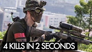 How to Upgrade an ARES Airsoft Sniper | MSR & MCM700X | - Tuning Guide