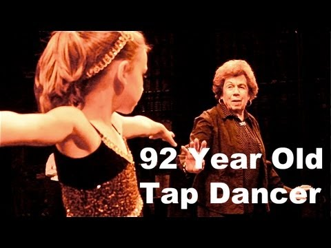 92 year old tap dancer by Casey Neistat