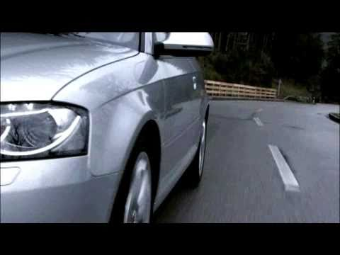 Audi S3 Coupe & Sportback - промо