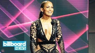 Jennifer Lopez Performs 'Mírate' at the 2017 Billboard Latin Music Awards | Billboard News