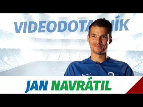 Videodotazník - Jan Navrátil