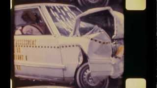1982 Plymouth Reliant/Dodge Aries/Chrysler LeBaron/Dodge 400 NHTSA Full Frontal Impact (Five Stars)