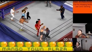 Last Comic Standing - Fire Pro Wrestling World Ep. 28