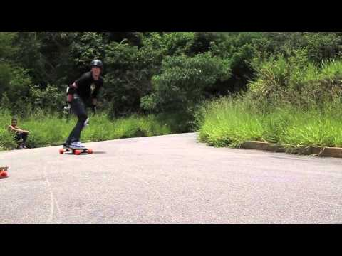 Drop da Onça Outlaw- Crashes