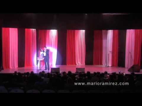 Ventrílocuo Mario Ramirez El Comodín