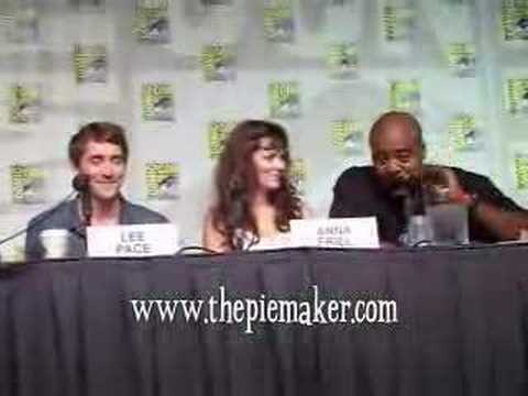 Pushing Daisies Comic-Con