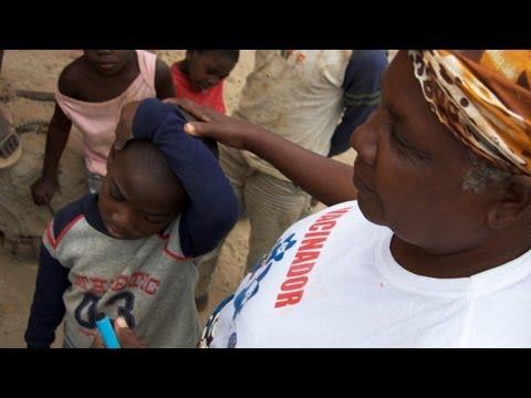 Angola Celebrates One Year Free of Polio