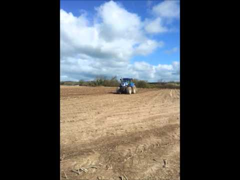April 26, 2013 Tractor Stunt video