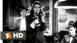 His Girl Friday (1940) - Hildy's Farewell Scene (6/12) | Movieclips